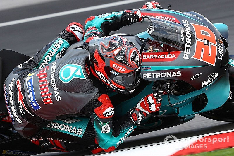 MotoGP, Sepang: Quartararo induce Marquez all'errore e va in pole