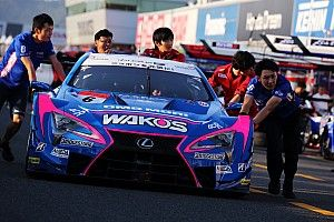Yamashita fears TOM'S fightback in Super GT decider