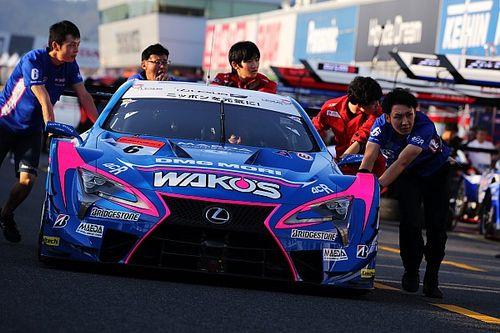 Yamashita fears TOM'S fightback in Super GT decider