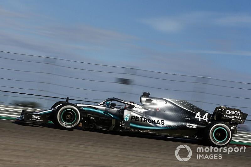 """Hamilton não quer """"fazer milagres"""" em busca do hexa no GP dos EUA"""