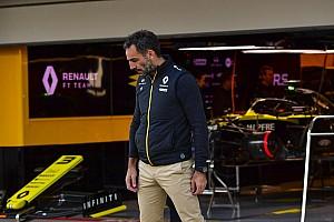 """Abiteboul: """"Motor artık Renault için bir sorun değil"""""""