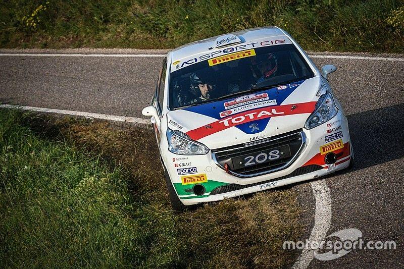 Ciuffi e Peugeot a caccia del 7 su 7 nel CIR al Tuscan Rewind