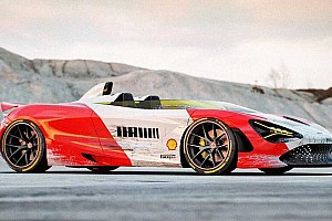 ¡Queremos que el speedster de McLaren sea así!