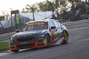 Jordan stays in BTCC for 2020 with WSR BMW