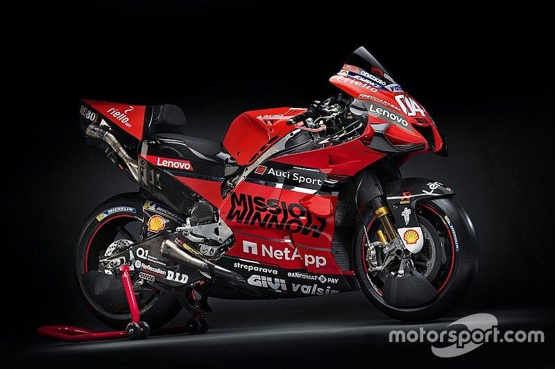 Galería: la Desmosedici 2020 con la que Ducati quiere derrotar a Márquez