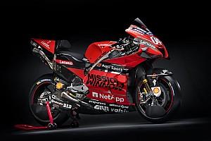 Ducati Desmosedici GP20 odsłonięte