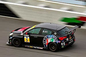 Lewis regala all'Alfa Romeo la prima Pole in IMSA MPC a Daytona
