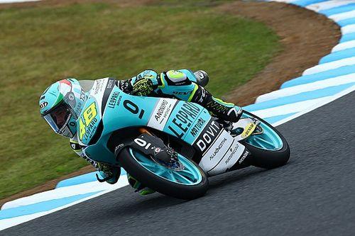Motegi Moto3: Dalla Porta kazandı, Can 18. oldu