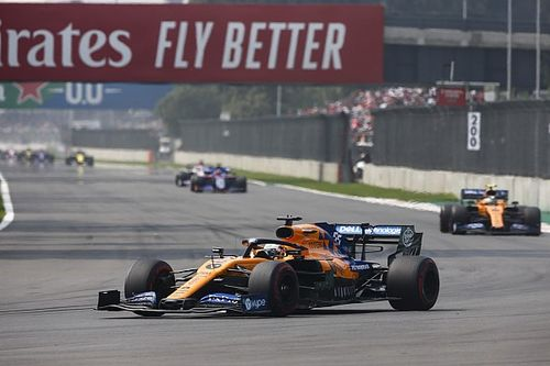 "El GP de México sirvió de ""aviso"" para McLaren"