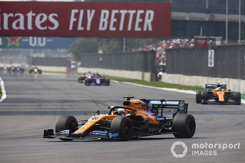 """Painful"" Mexican GP ""a reminder"" for McLaren"