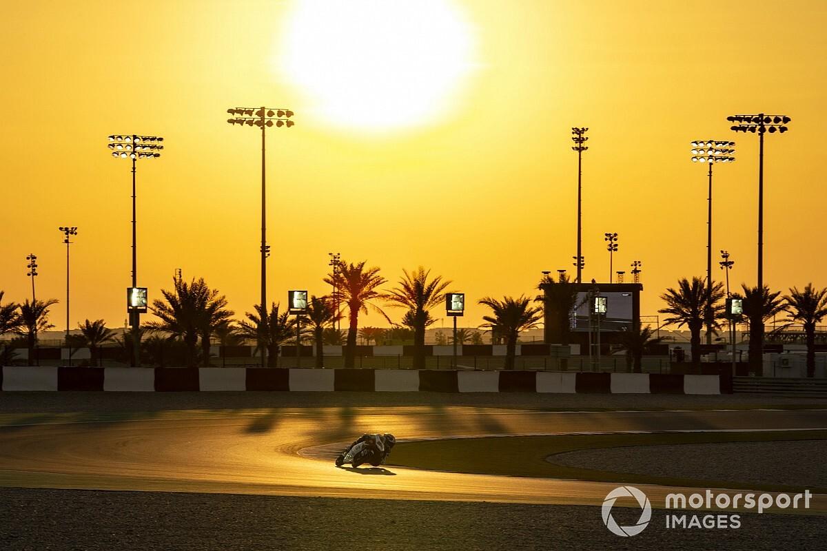 La MotoGP avrà forti restrizioni COVID in Qatar