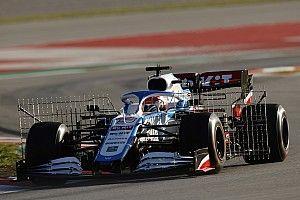 Zbyt krótkie testy dla Williamsa