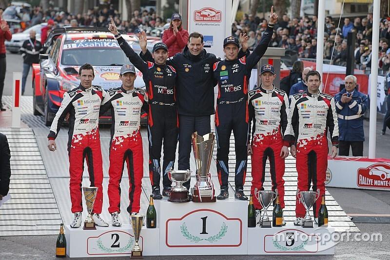 WRC: Toyota non nasconde rimpianti per il Rallye Monte-Carlo