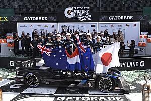 24 Heures de Daytona: nouvelle victoire pour WTR, podiums pour Trummer et Ineichen
