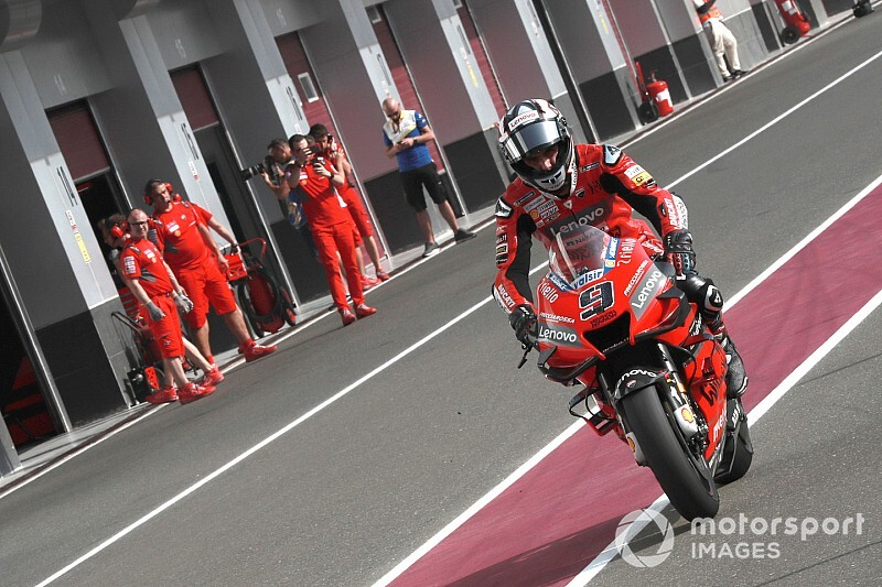 Petrucci: Ducati contract talks should've started
