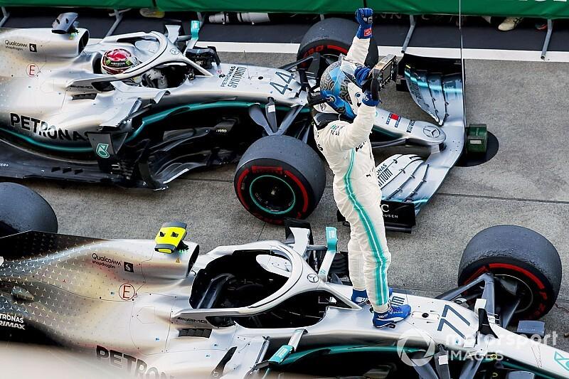 Mercedes le roba la cartera a Ferrari en Japón y sella su 6º Mundial