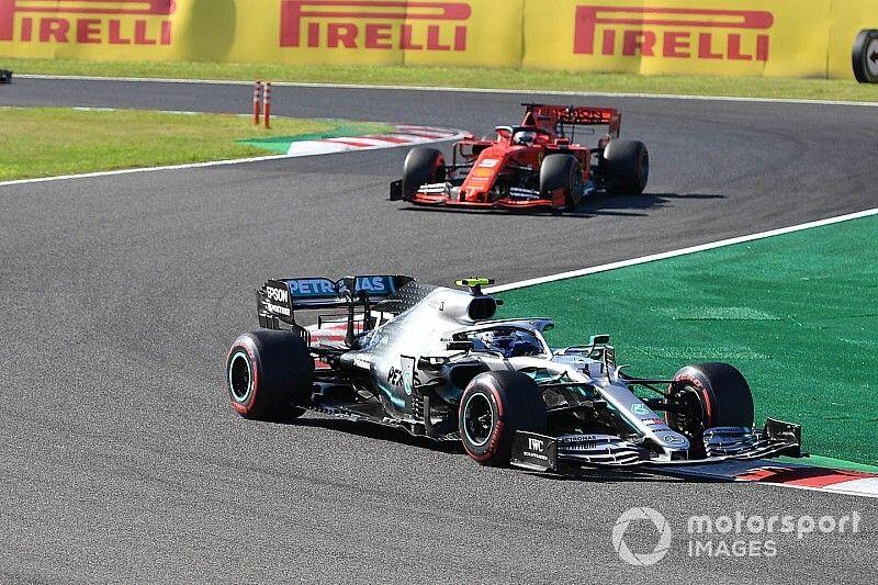 Mercedes: Zeges mooier door oorwassingen in kwalificatie