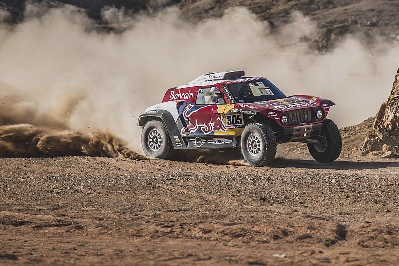 Dakar, Auto, Tappa 3: Sainz svetta ed è il nuovo leader!