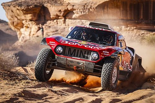 Dakar 2020, Stage 6: Sainz increases lead further