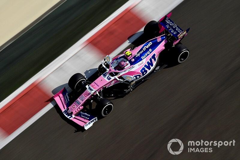 Prezentacja Racing Point 17 lutego