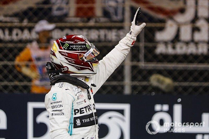 Formel 1 Abu Dhabi 2019: Hamilton bricht den Pole-Fluch!