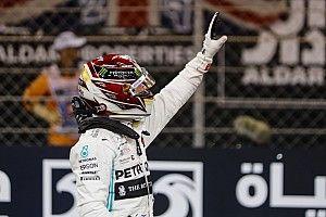 Abu Dhabi GP: Hamilton grabs final pole of 2019