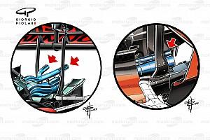 Ferrari 2020: sospensione idraulica e scarichi che soffiano