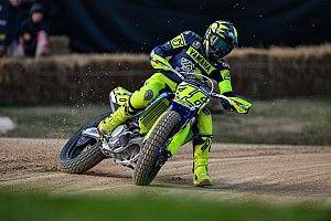 Rossi, ganador en su rancho