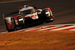 Toyotas hit with unequal handicaps for Bahrain WEC