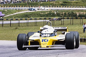 Il y a 40 ans : la première victoire de René Arnoux