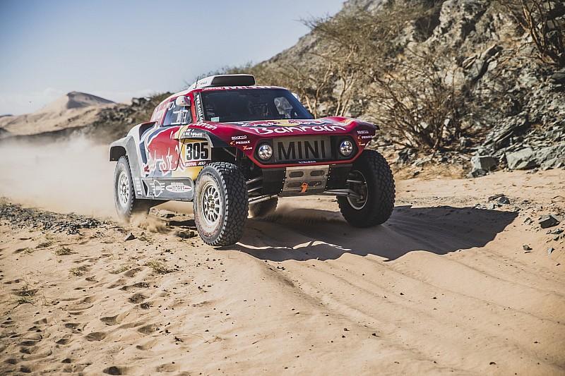 """Dakar, Sainz: """"Vedendo la situazione, non è andata così male"""""""