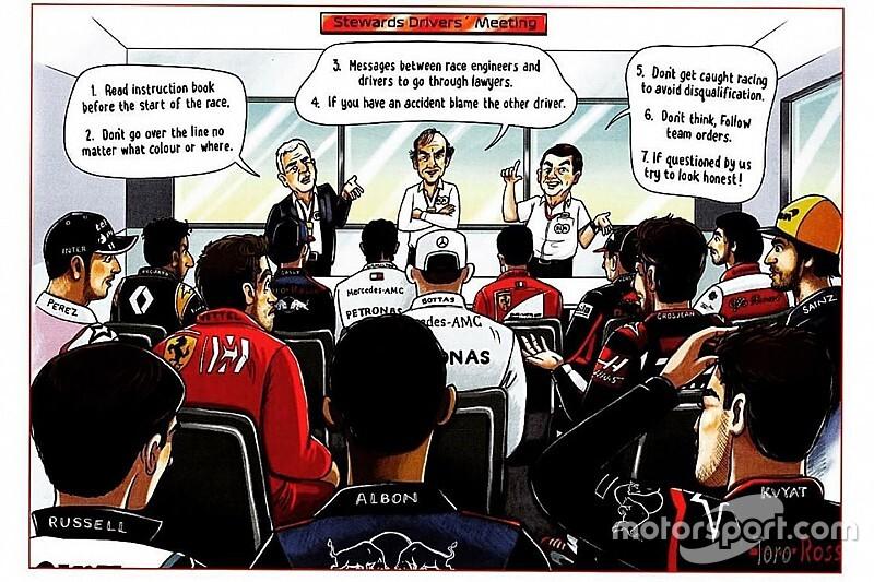 El dardo de Ecclestone a la actual F1 en su postal de Navidad