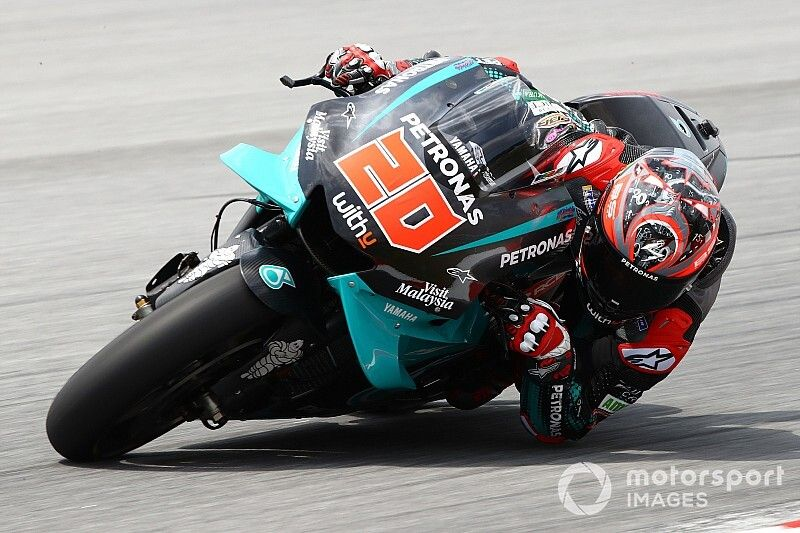 Test MotoGP Sepang, Giorno 1: doppietta Petronas alle 14
