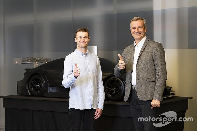 Ufficiale: Aberdein passa alla BMW per il DTM 2020