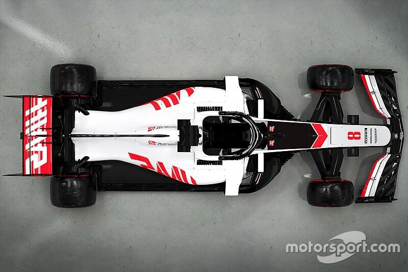 A Haas idei F1-es szerelése