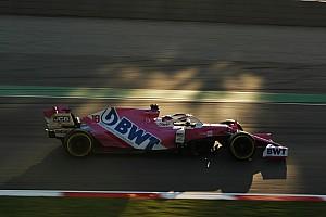 A Racing Point elismeri, ihletet kaptak a tavalyi Mercedesről
