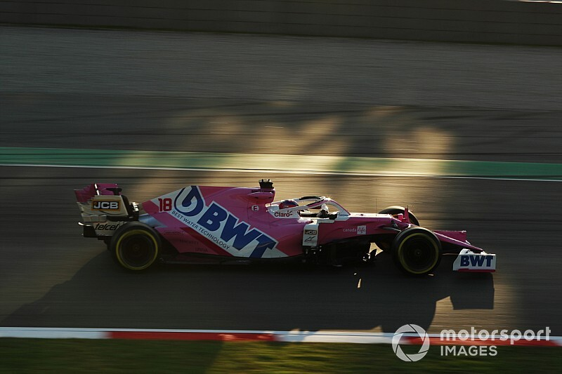 """Racing Point: """"Képeket készítettünk a Mercedesről, de a tervezés, és a fejlesztés a miénk"""""""