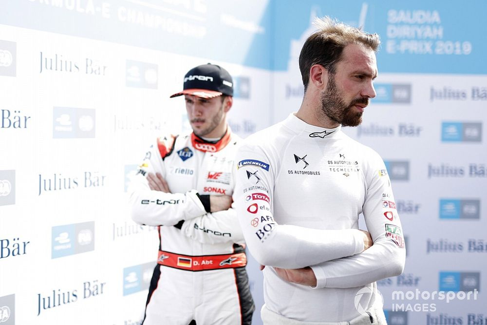 """Vergne questions Abt's suspension: """"It's a game"""""""