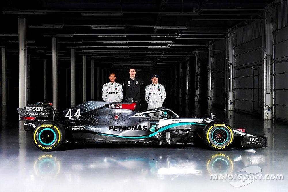 F1: la Mercedes W12 E Performance sarà presentata il 2 marzo