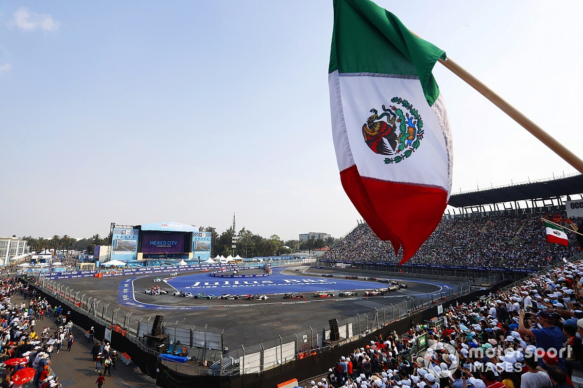 Mexico Formula E back-up race boosted by fan attendance go-ahead
