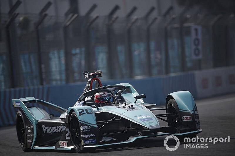 E-Prix del Messico: Evans e la Jaguar senza rivali in gara