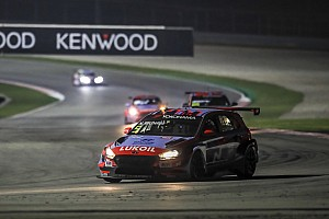 Sepang WTCR: Michelisz extends lead with finale double pole