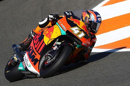 Moto2 Valencia: Binder pakt derde zege op rij