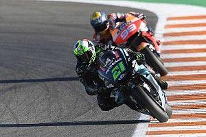 Valencia MotoGP qualifying as it happened