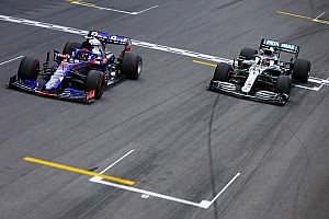 Toro Rosso : le podium de l'intelligence de course pour Gasly