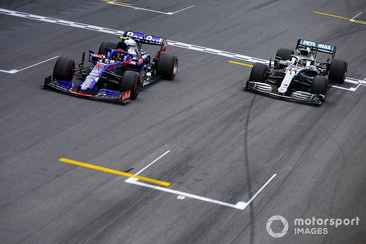【動画】2019年F1第20戦ブラジルGP決勝ハイライト