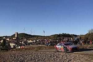 Catalunya WRC: Neuville back ahead, Meeke crashes