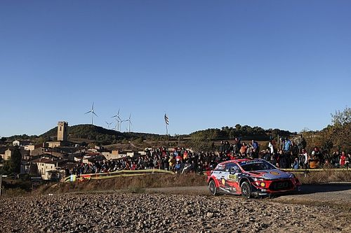Catalunya WRC: Neuville back ahead, Meeke crashes