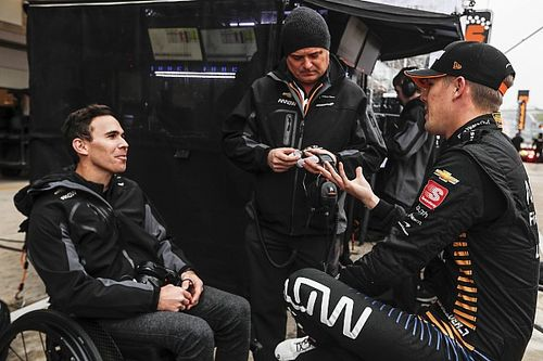 Wickens on O'Ward, Askew, Alonso and the rise of Arrow McLaren SP