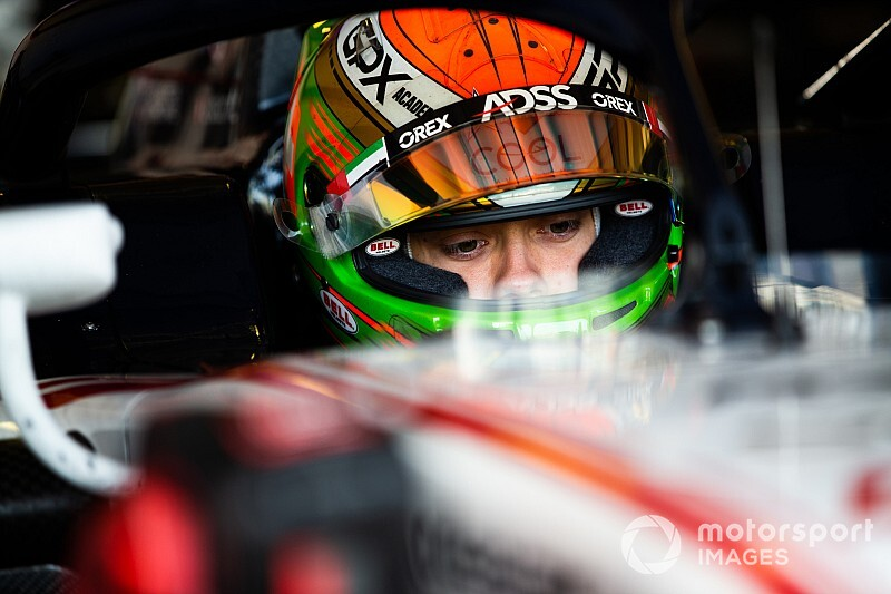 Deletraz, Piquet join Charouz for 2020 F2 season